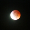 Total Lunar Eclipse Thailand