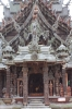 travel, thailand, sanctuary of truth, pattaya