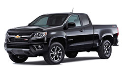 Chevy Colorado, #2 on the list