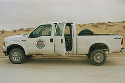 Ford F150 in Saudi Arabia