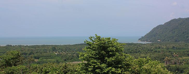 View of Khanom