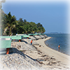 Beaches to the North of Surat Thani City.