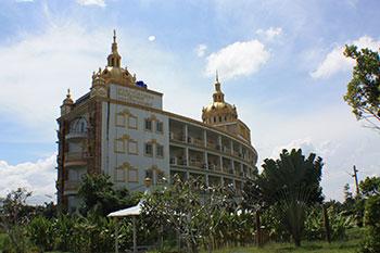 Sakonnakhon College, Nakhon, Thailand
