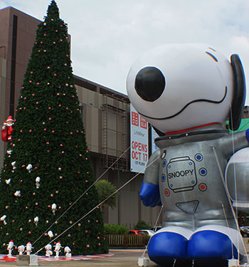 Snoopy, Surat Thani, Thailand