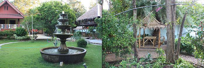Ban Sabai Sabai, Kanchanaburi, Thailand