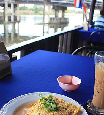 River Kwai, Kanchanaburi, Thailand