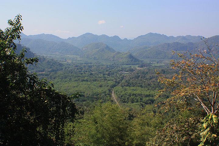 Kanchanaburi Province, Thailand