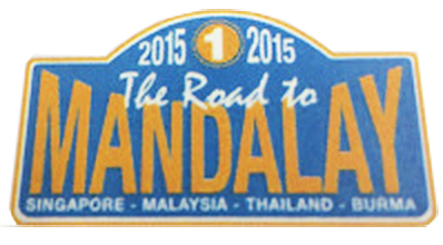 Road To Mandalay Logo