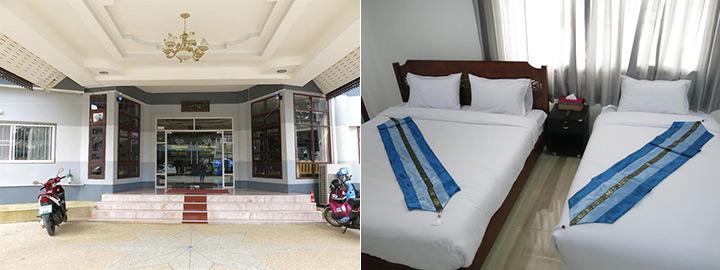 Diamond De Pai Hotel, Thailand