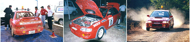 India Rally 2003