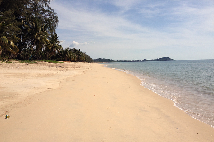 travel, thailand, beach, sichon