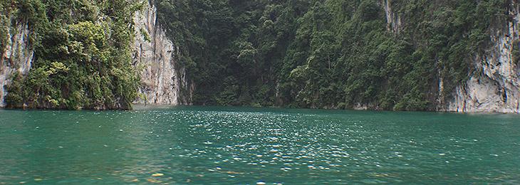 travel, thailand, ratchaprapa dam, khao sok