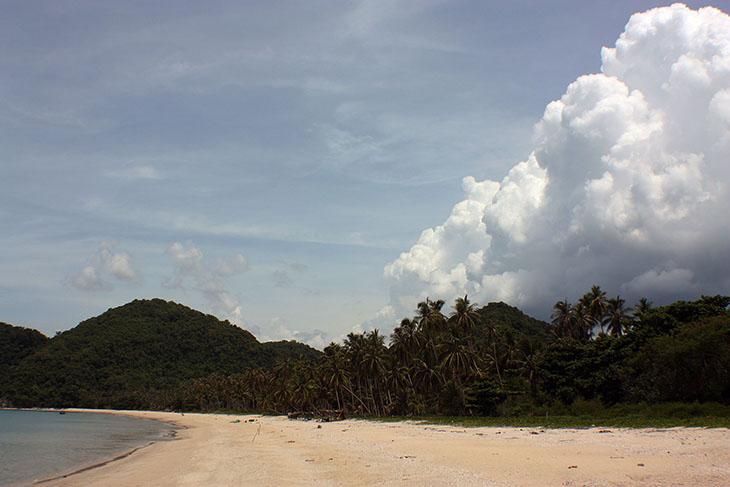 Laem Prathap Beach Thailand