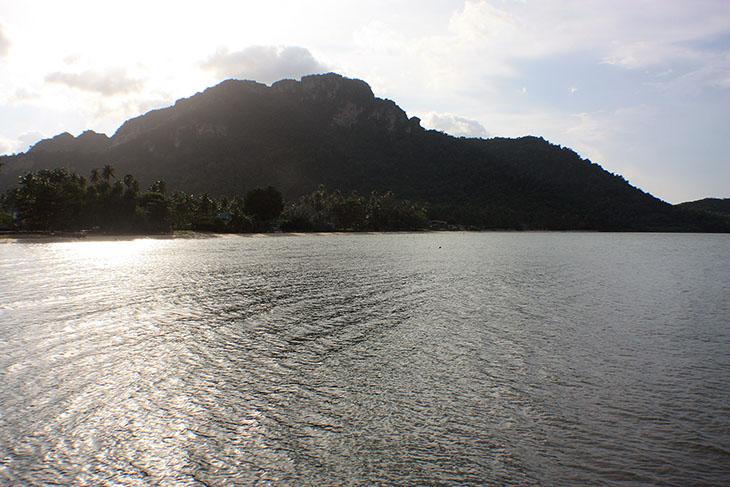 Thailand Nangkam Beach
