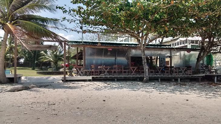 The Beach Khanom Bar and Grill, Thailand