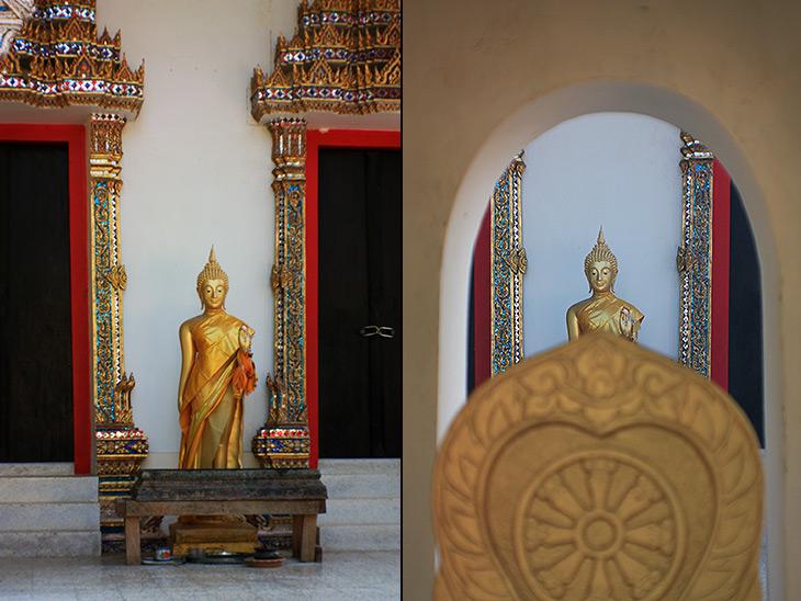 Thailand Sichon Buddhist Temple