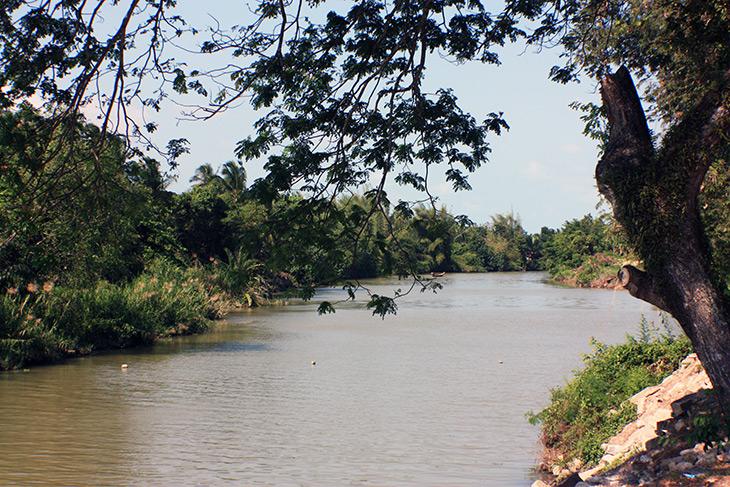 Thailand Sichon River