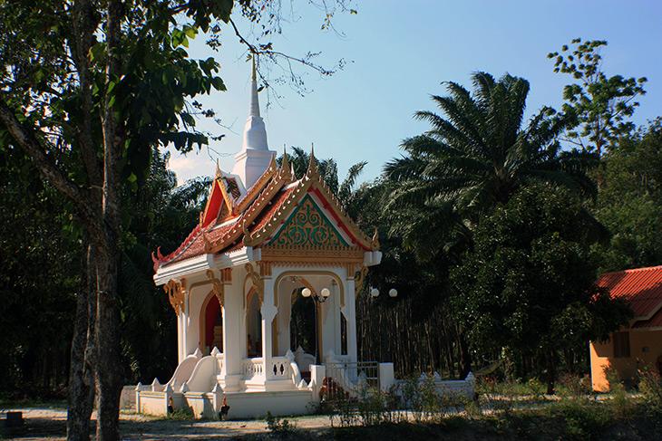 Thailand Sichon Wat Sa Si Mum