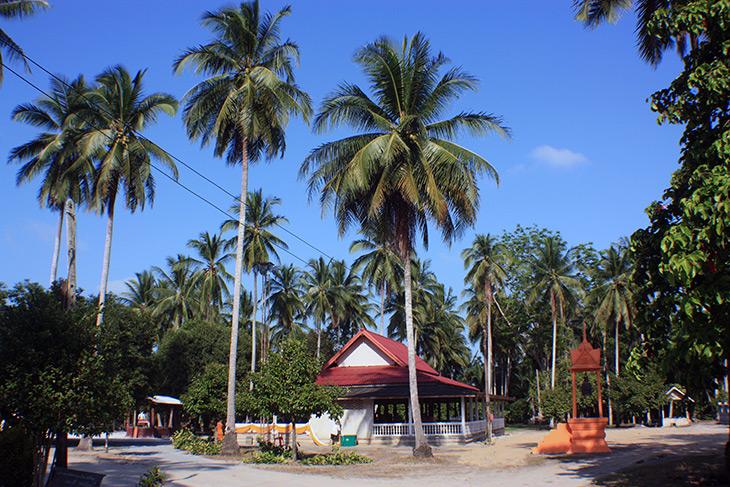 Thailand Sichon Wat Don Sala
