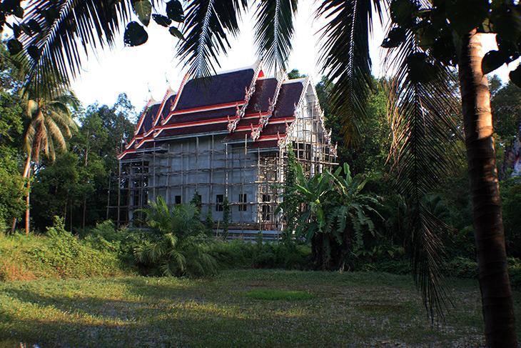 Thailand Sichon Wat Khao Tasak