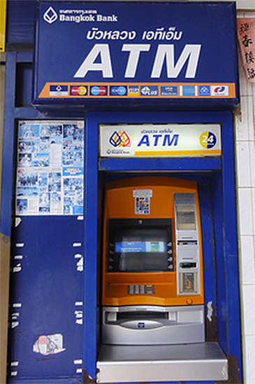 Thailand Sichon Wat ATM