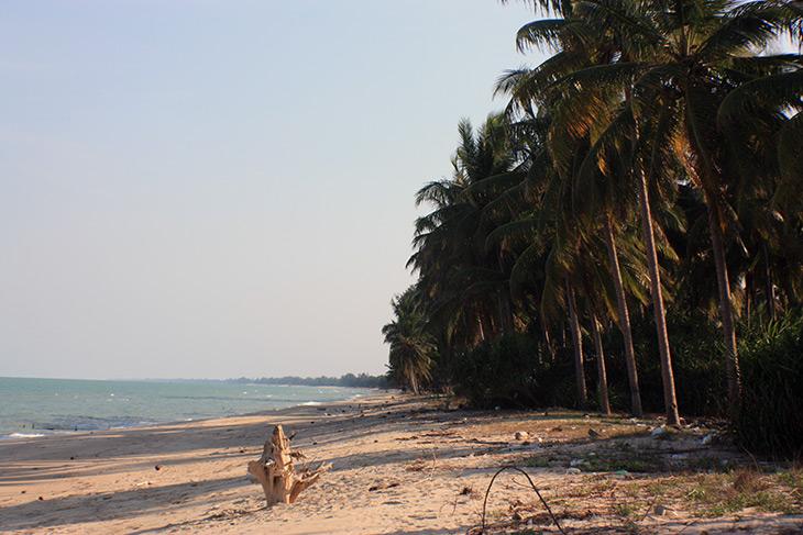 thailand ban kho khao beach sichon