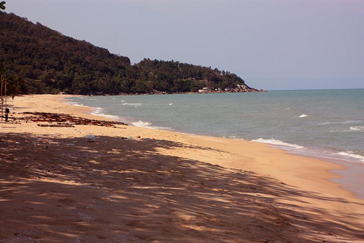 thailand bang po beach sichon