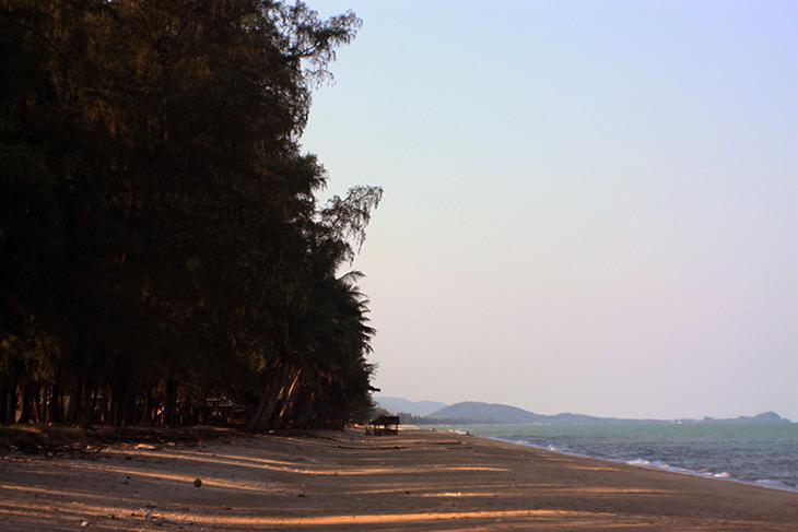 thailand sao pao beach sichon