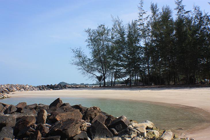 thailand thung sai beach sichon