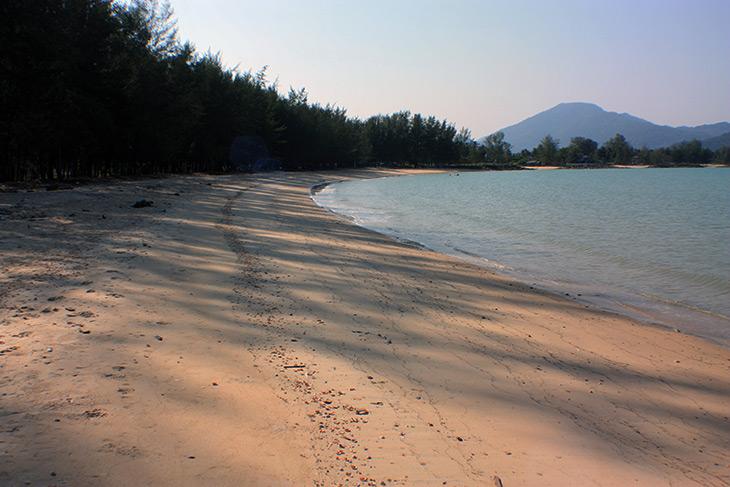 thailand town beach sichon