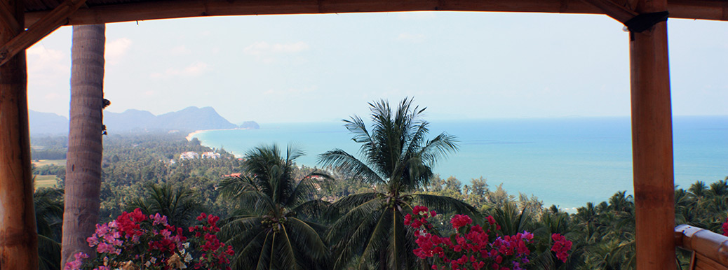 Thailand Khanom Lookout Point