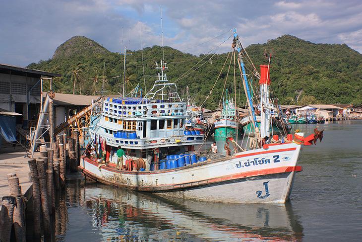 travel, thailand, khanom, town