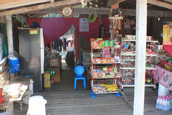 Thailand, Ban Thong Nian, Near Khanom