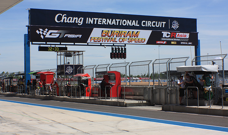 thailand chang international circuit buriram