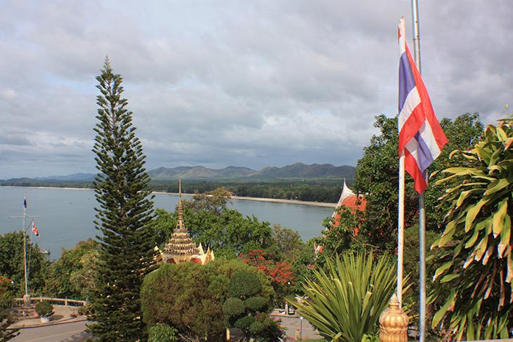 thailand, phra mahathat chedi phakdi prakat