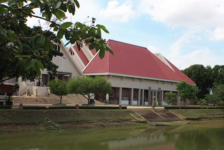 National Museum, Phimai, Thailand