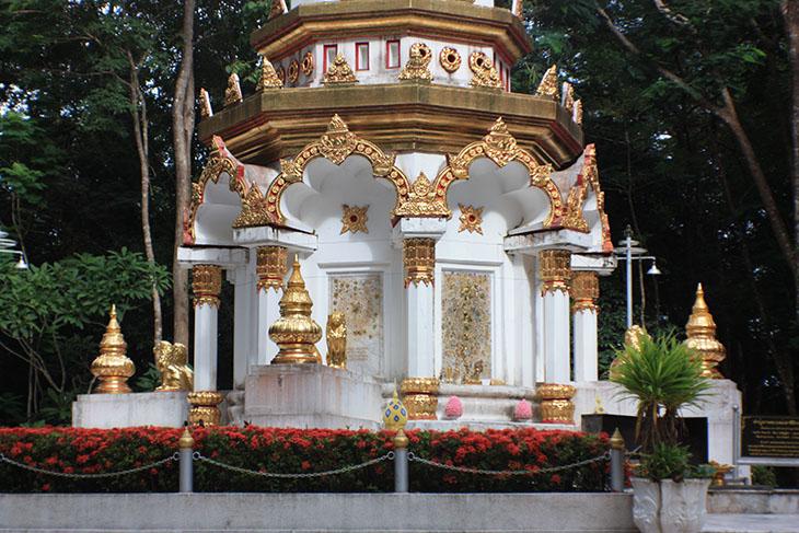 Thailand, Surat Thani, Prathat Si Surat