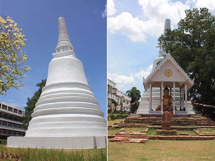 Thailand, Nakhon Si Thammarat, Chedi Yak