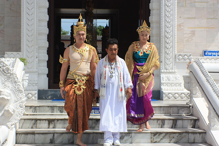 Thailand, Nakhon Si Thammarat, City Shrine