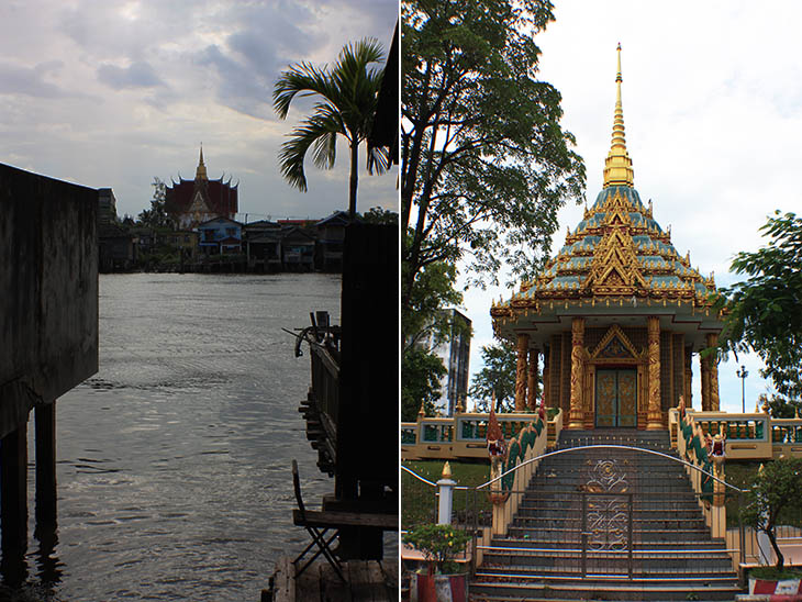 Thailand, Pak Phanang
