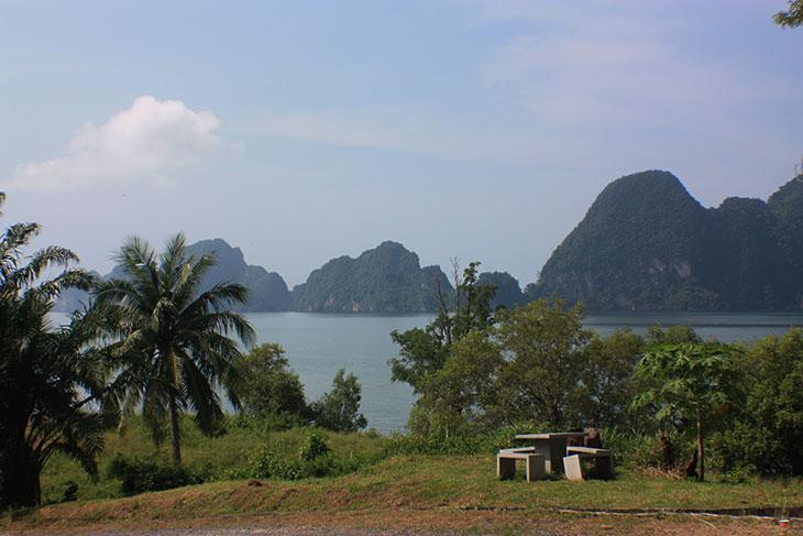 Thailand, Krabi, Laem Sak