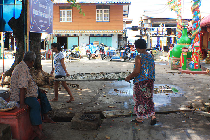 Thailand, Ko Raet, Surat Thani