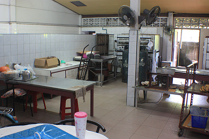 Thailand, Trang, Kook Ming Bakery, Cakes