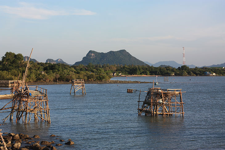 Laem Thuat, Don Sak, Thailand