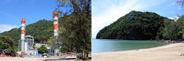 Thailand, Khanom, Beaches