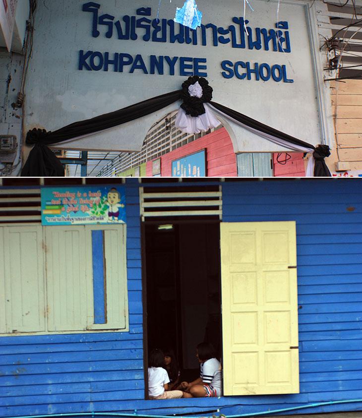 thailand, phang-nga, ko panyee, ko panyi