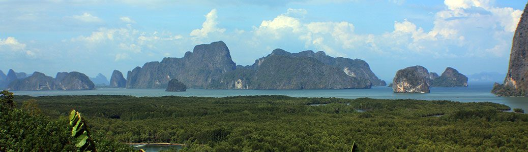 Samed Nangshe Viewpoint, Phang-Nga