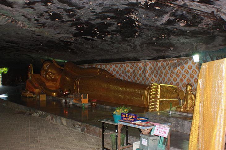 Thailand, Thung Song, Tham Talot Cave