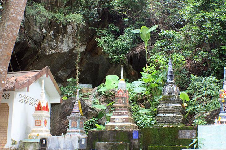 Thailand, Thung Song, Wat Khao Preedee