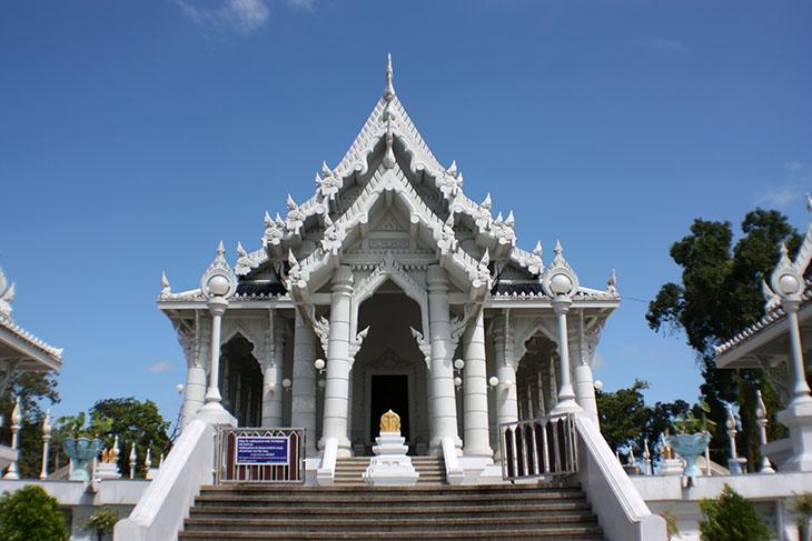 Thailand, Krabi, Wat Kaew Korawaram